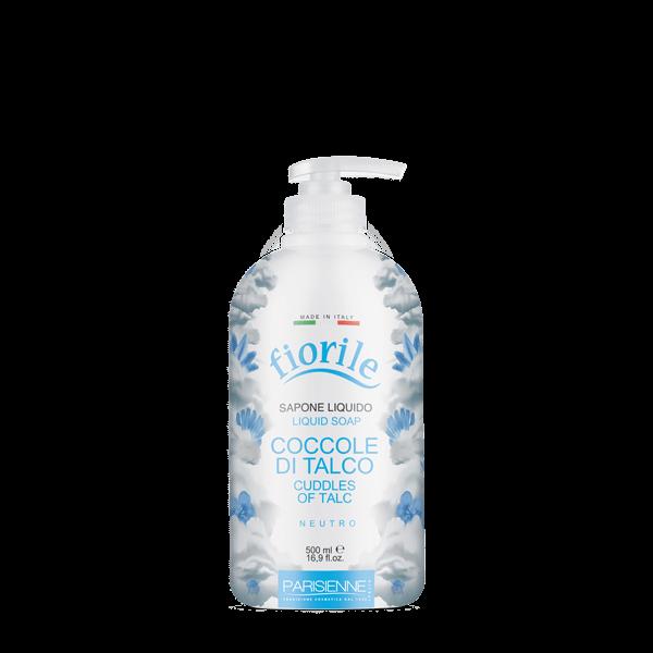 Fiorile – Ph-Neutral Liquid Soap – Cuddles Of Talc
