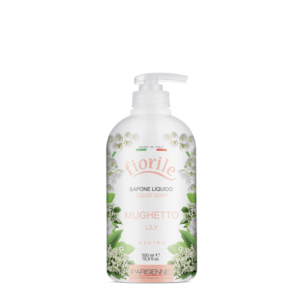 Fiorile – Ph-Neutral Liquid Soap – Lily Of The Valley