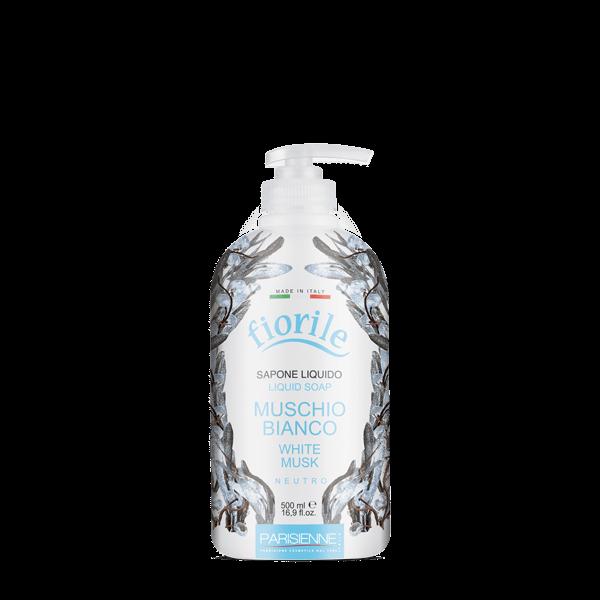 Fiorile – Ph-Neutral Liquid Soap – White Musk
