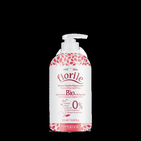 Fiorile Bio – Liquid Soap With Organic Pomegranate Extract