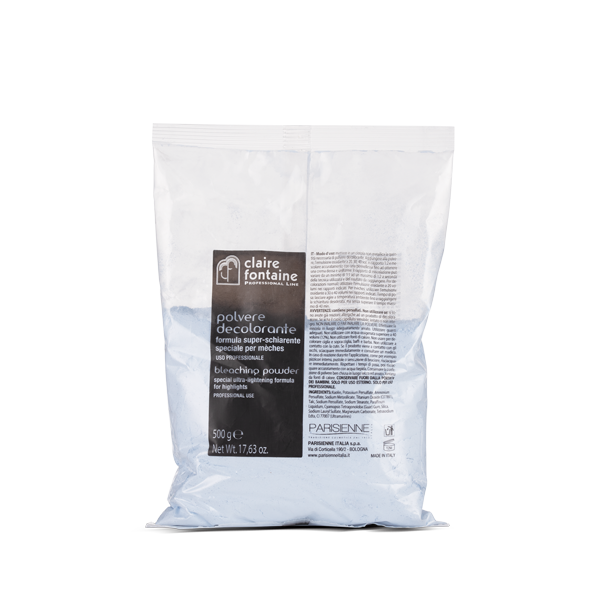 Envelope-Packaged Bleaching Powder - Claire Fontaine